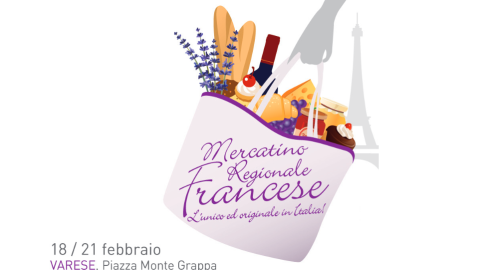 Mercatino Regionale Francese a Varese