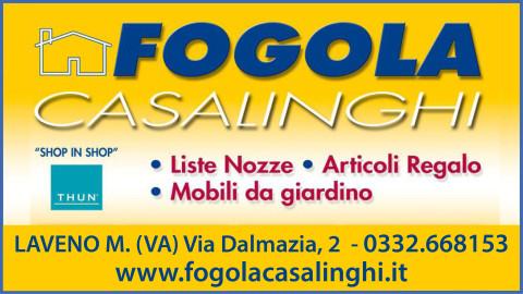 Grandi ribassi da Fogola Casalinghi