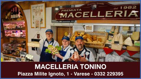 Le proposte della Macelleria Tonino