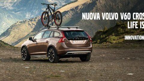 Volvo V60 Cross Country da Time Motors