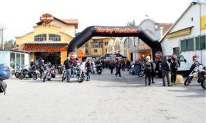 Harley Davidson Varese