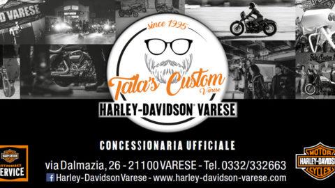 Open Day da Harley-Davidson Varese