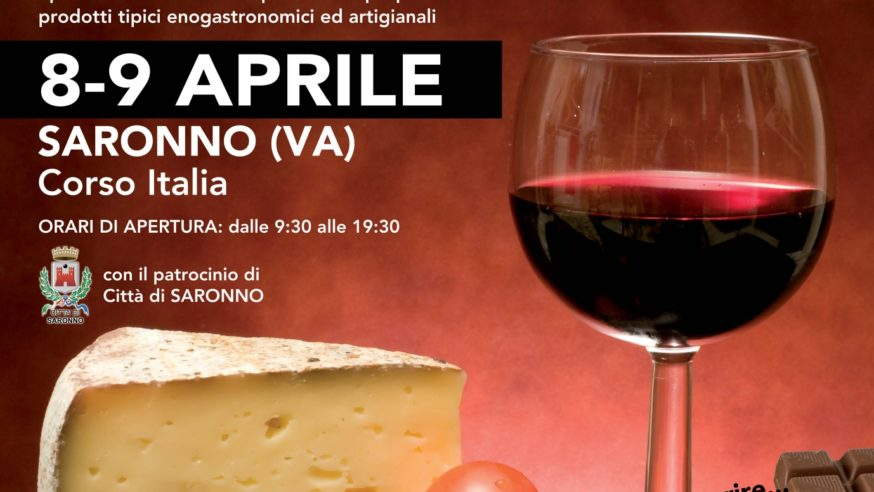 Mercatino Regionale Piemontese a Saronno