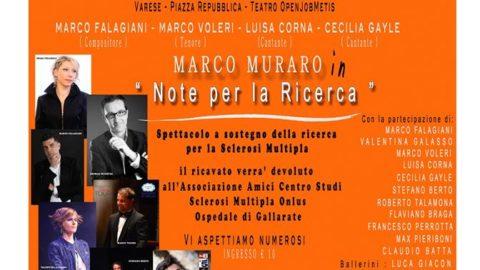 Note per la Ricerca al Teatro di Varese