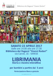 Biblioteca Ragazzi Varese