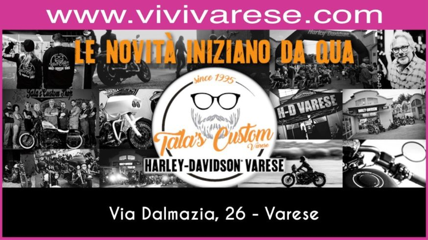 Lo shop online di Harley-Davidson Varese