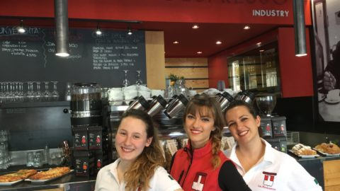 RossoEspresso Industry: il locale