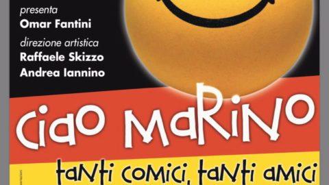"""""""Ciao Marino"""" al Teatro di Varese"""