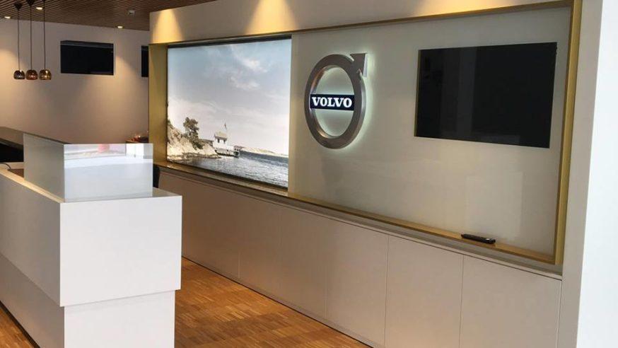 Time Motors: concessionaria Volvo Varese