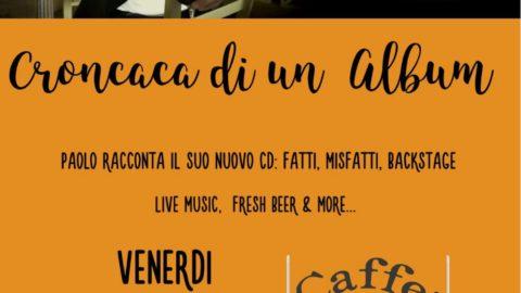 Paolo Frattini al Caffè Biffi