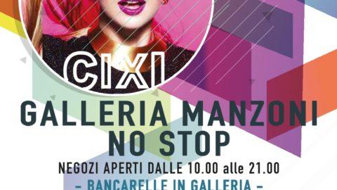 Galleria Manzoni No Stop