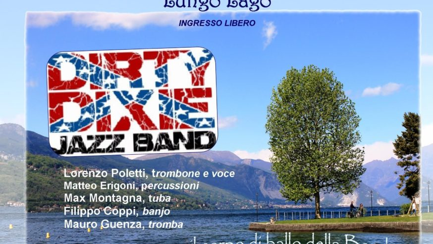 Concerto Dirty Dixie Jazz Band ad Arolo