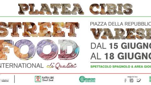 Platea Cibis: street food a Varese