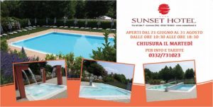 Sunset Hotel piscina