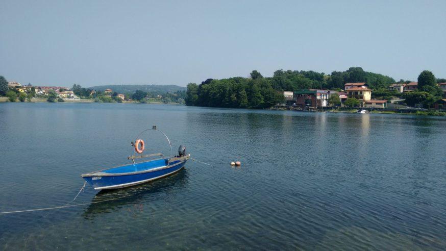 Una gita lungo il Ticino
