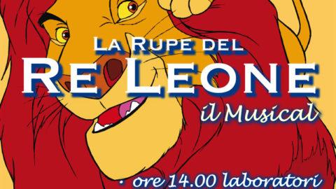 La rupe del Re Leone al Teatro di Varese