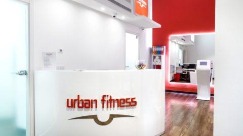 Iscriviti da Urban Fitness!