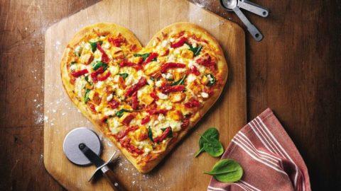 Zei: un amore di pizza