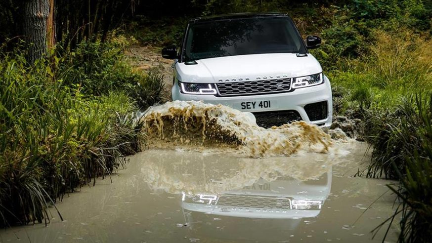 Autosalone Internazionale: 2° Raduno Land Rover