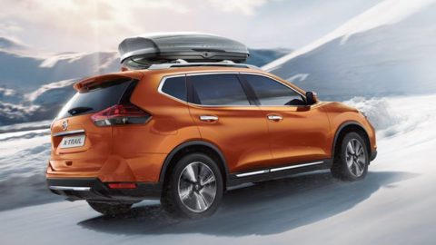 Top Cars: scopri X-Trail