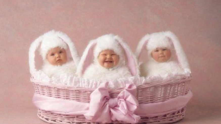 Pasqua dolcissima con Doudou