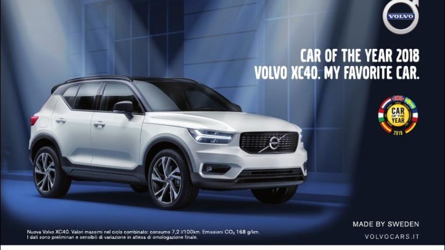 Time Motors: Volvo XC40