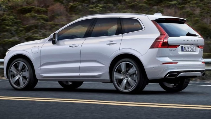 Volvo XC60 da Time Motors