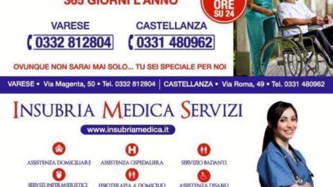 I servizi di Insubria Medica