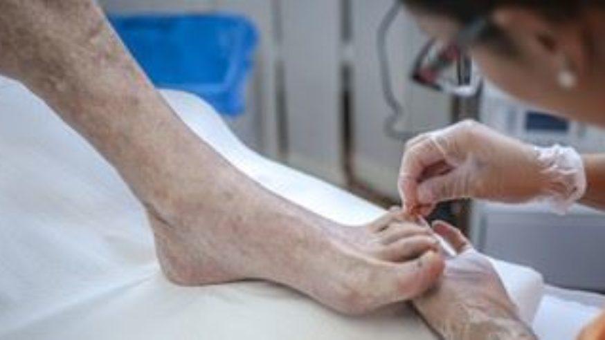 Insubria Medica: pedicure curativo