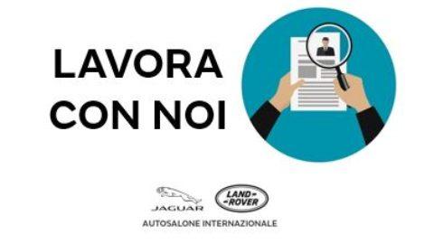 Autosalone Internazionale cerca personale