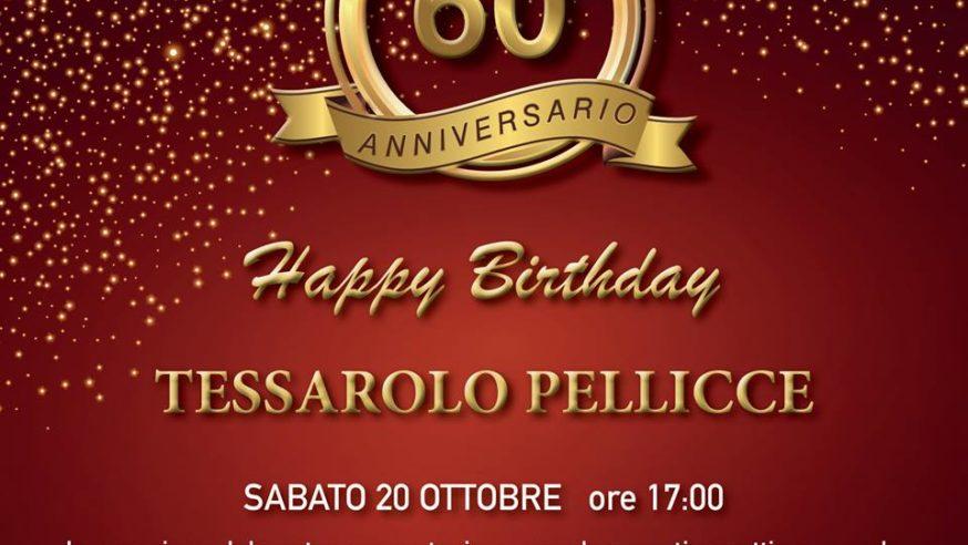 Tessarolo Pellicce: 60° anniversario