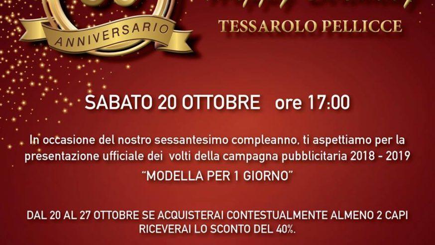 60° anniversario Tessarolo Pellicce