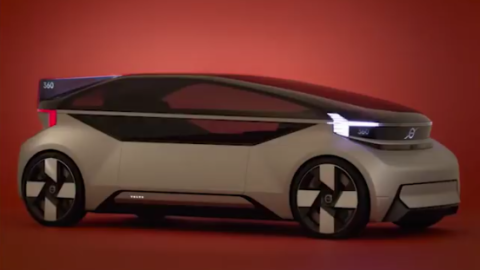 Time Motors: il futuro Volvo