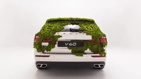 Time Motors: nuova Volvo V60