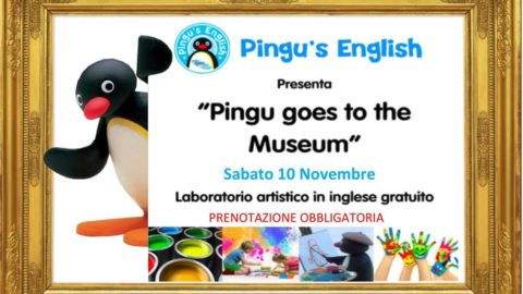 Laboratorio artistico da Pingu's English