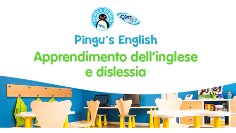 Pingu's English: apprendimento dell'inglese e dislessia