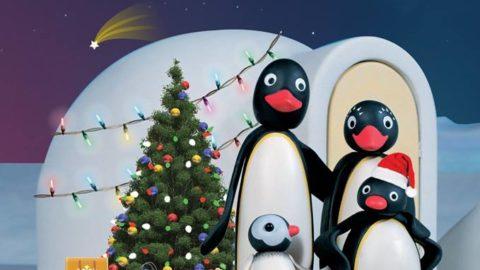 Pingu's English: Christmas Camp