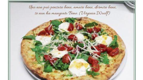 Ristorante da Orlando: servizio pizzeria