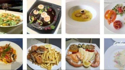 I piatti del Ristorante Da Orlando