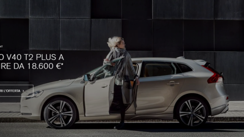 Volvo V40 da Time Motors