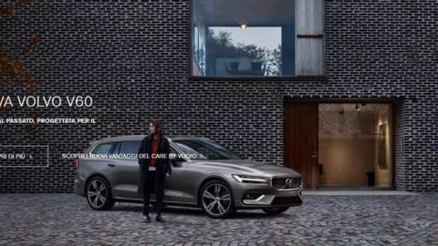 Volvo V60 da Time Motors