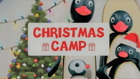 Pingu's English: Christmas Camp