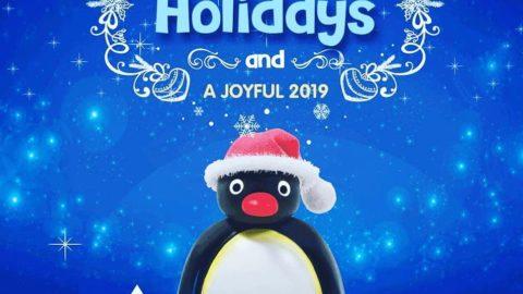 Pingu's English: orari per le feste