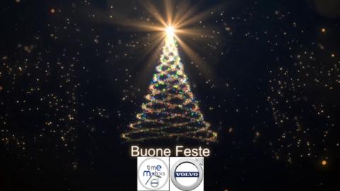 Buon Natale da Time Motors