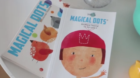 Magical Dots emotional tapping