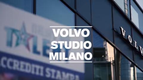 Time Motors: Volvo per Italia's Got Talent