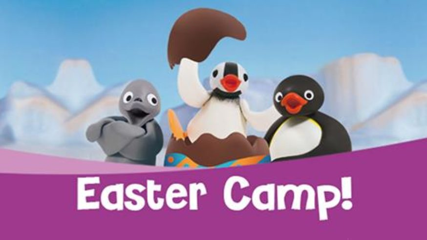 Pingu's English: Easter Camp