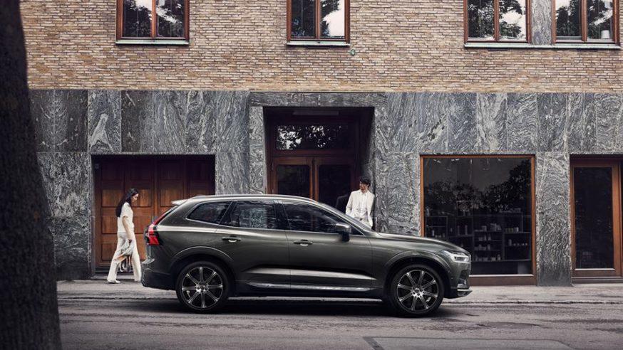 Time Motors: Nuova Volvo XC60