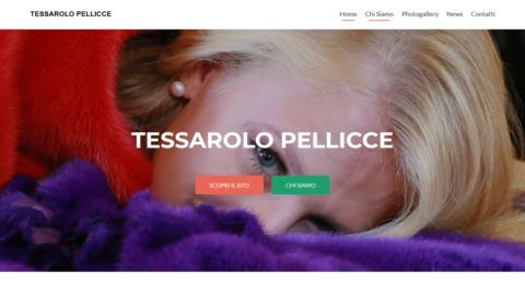 Il sito di Tessarolo Pellicce