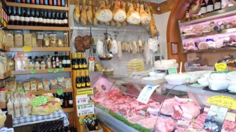 Macelleria Tonino: il negozio